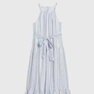 GAP 1969 Tiered Halterneck Dress NWT